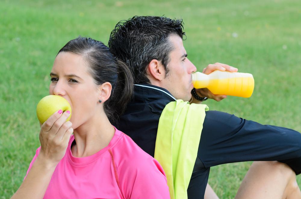 еда перед тренировкой для похудения