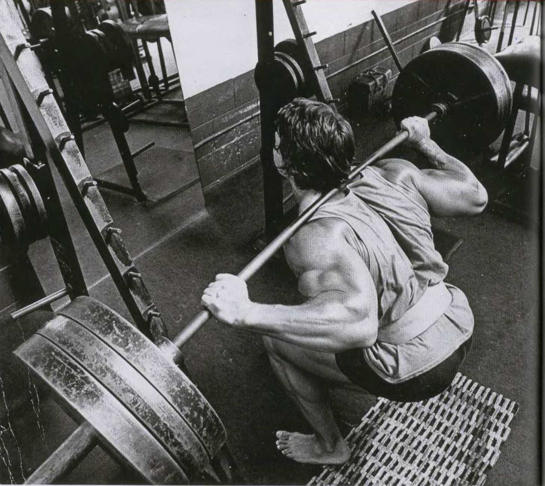 Качай одним упражнением несколько групп мышц