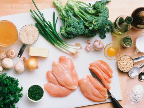 меню полезного питания для похудения