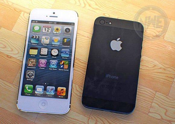 тыльная сторона iPhone mini