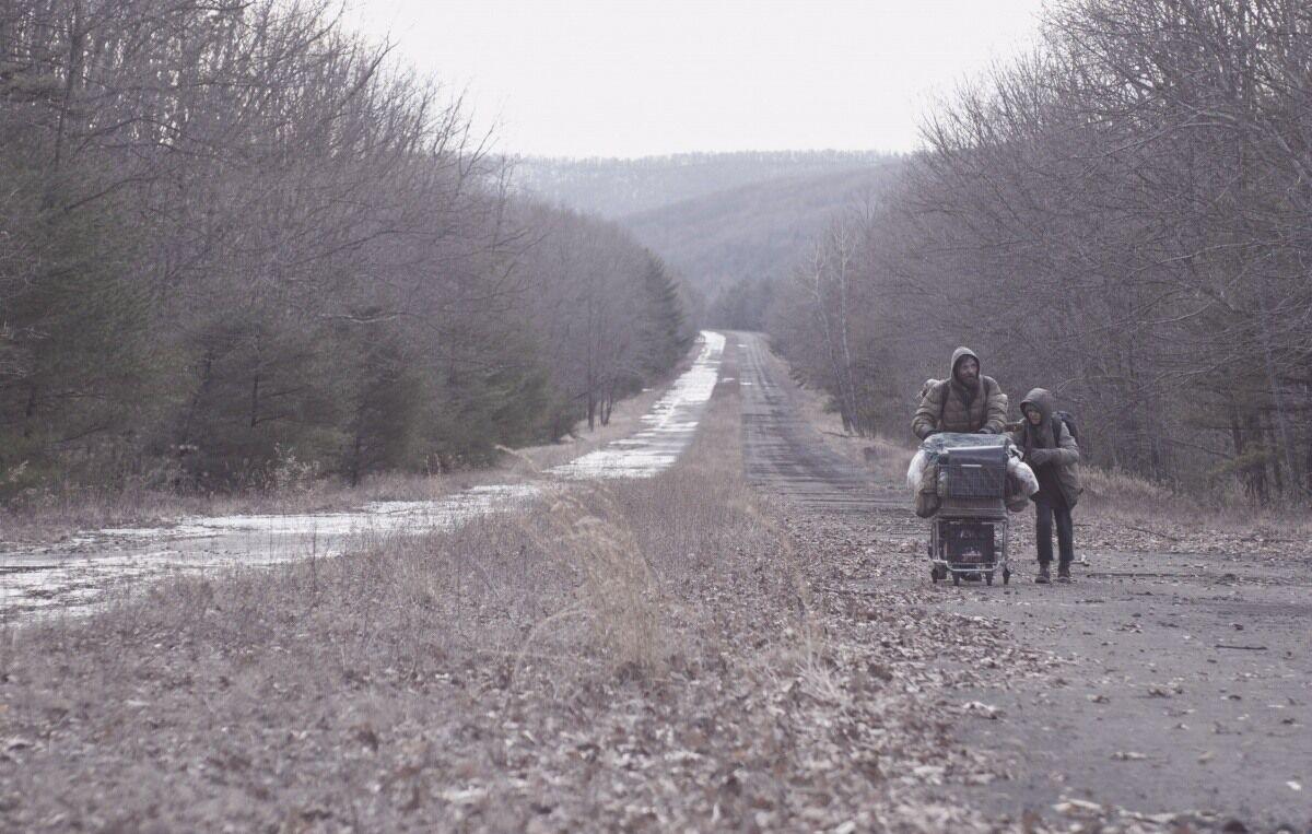 Кадр из фильма Дорога