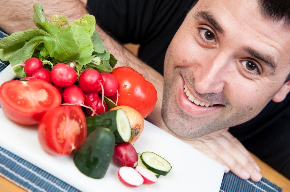 Здоровое питание - надежный способ быстро сбросить килограммы