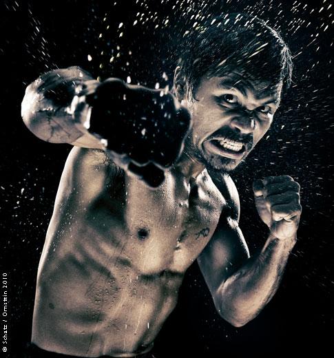 Красота бокса в шикарных фотографиях