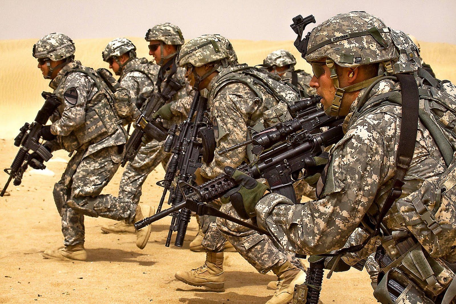 Камуфляж - маскировочная раскраска для военных