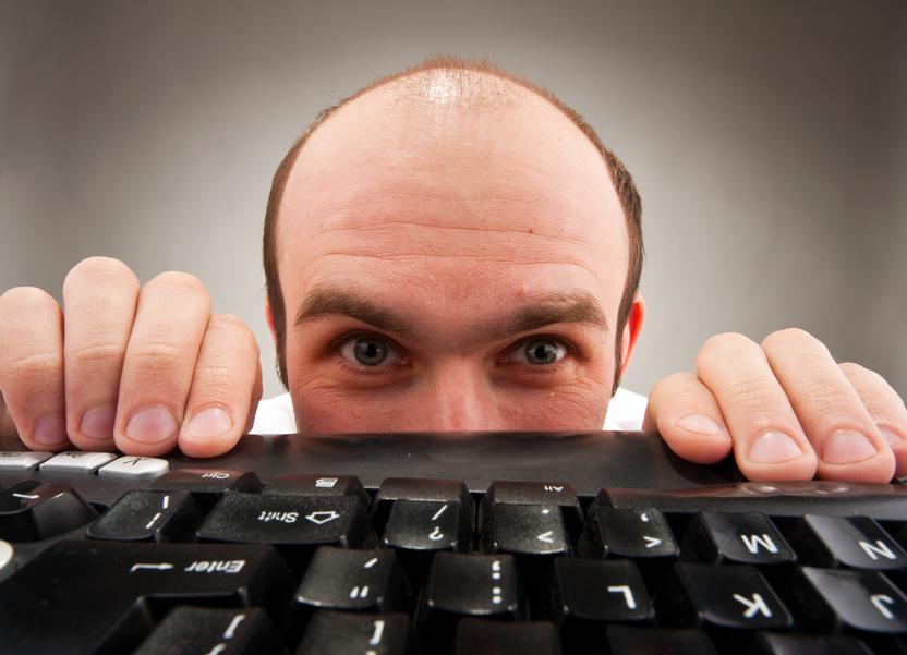 Програмисты и прочие фанаты электроники часто похожи на психов