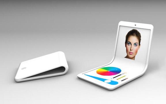 Концепт гибкого iPhone вскоре может стать реальностью