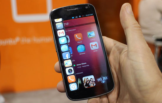 Ubuntu для смартфонов получил первый десяток приложений