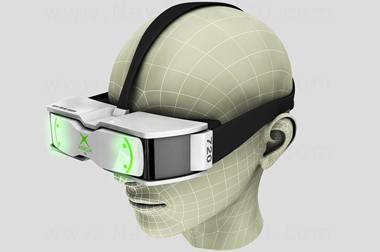 Геймеры могут получить шлем виртуальной реальности для XBox One