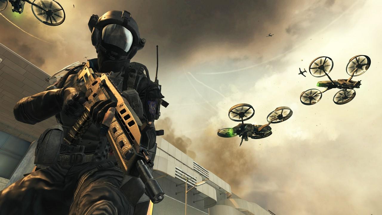 Call of Duty: Black Ops 2. XXI век на дворе
