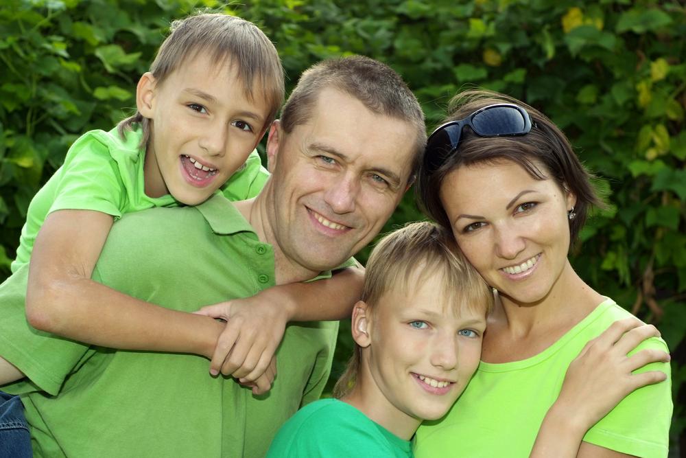Завести большую семью поможет спорт