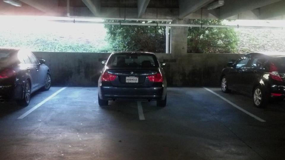 Хорошему BMW много места не бывает