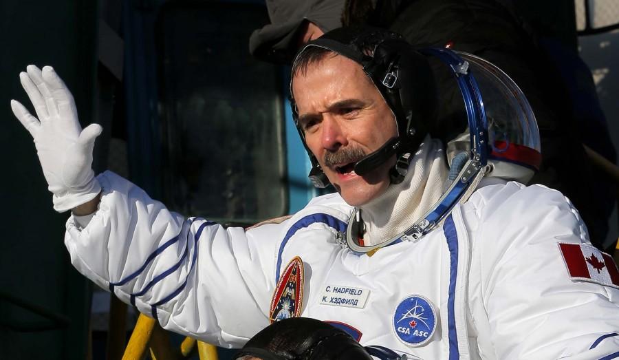 Экипаж МКС возглавит канадец Крис Хэдфилд