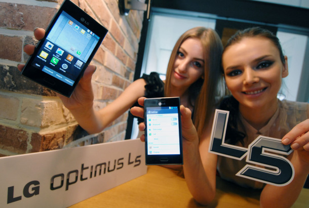 Новый двухсимник сделан на базе LG Optimus L5