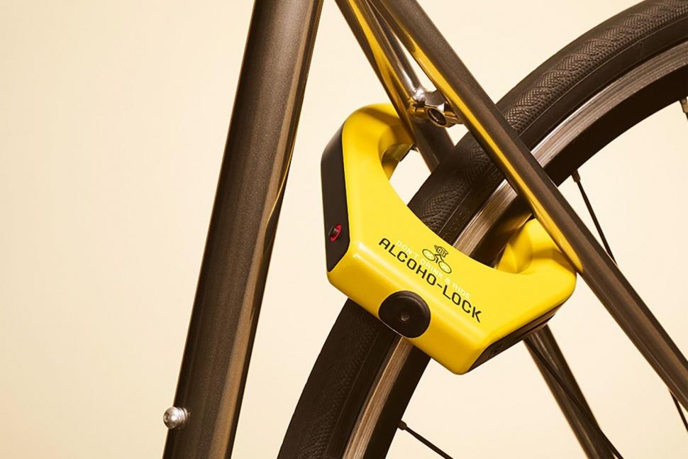 Alcoho-Lock создан для защиты трезвых водителей от пьяных велосипедистов