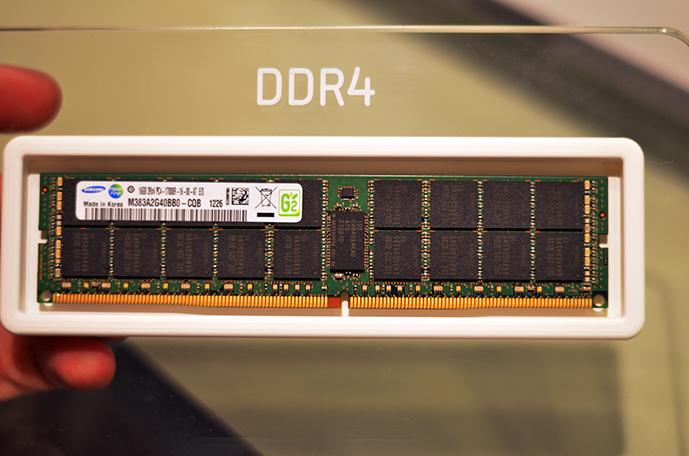 DDR4 от Samsung