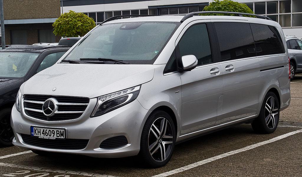 Mersedes-Benz VP  (иллюстративное фото)
