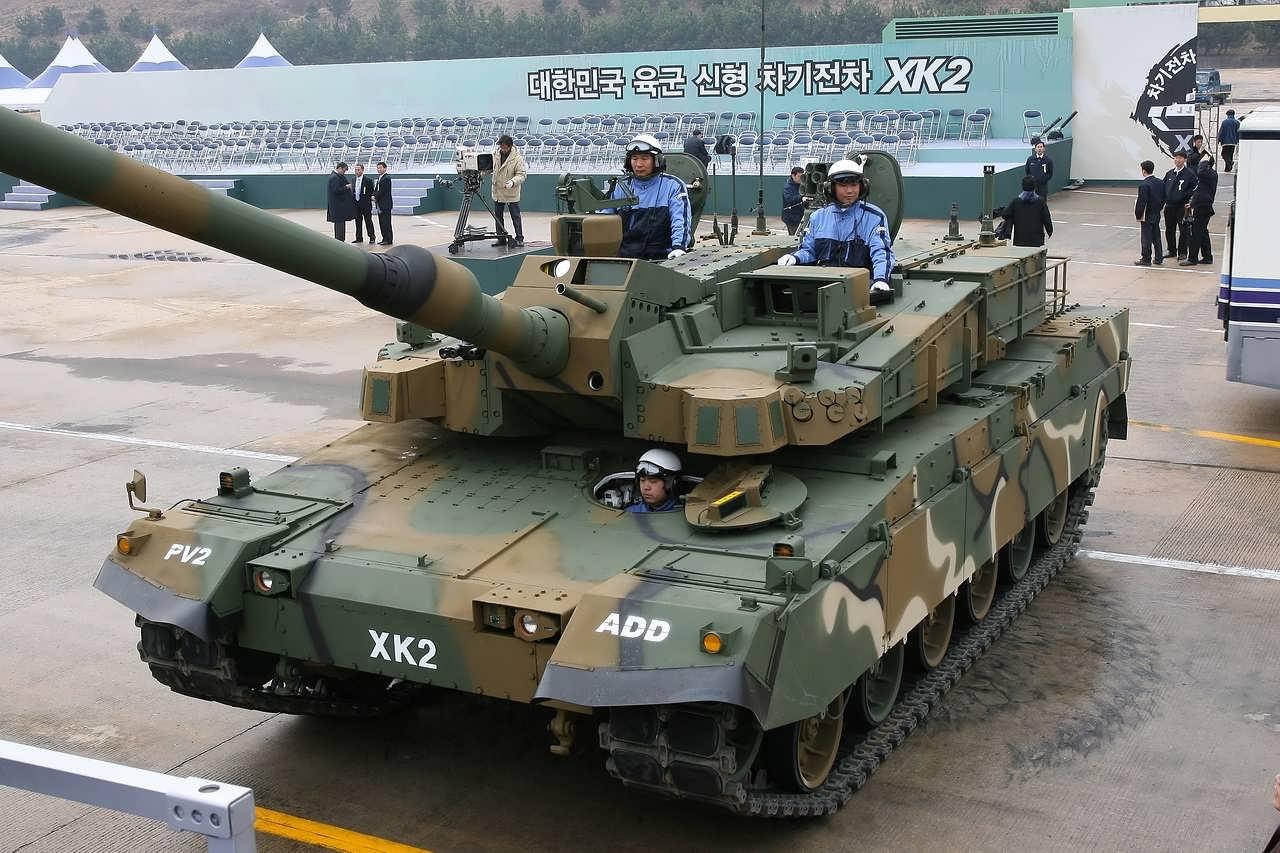 Самый дорогой танк в мире - далеко не самый лучший