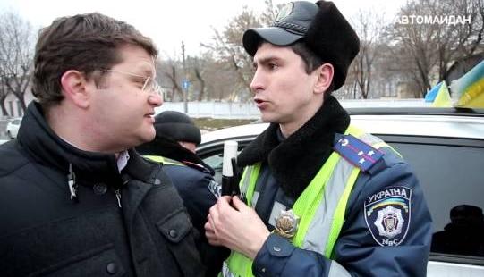 Андрей Зеваев ранее всячески блокировал деятельность Автомайдана