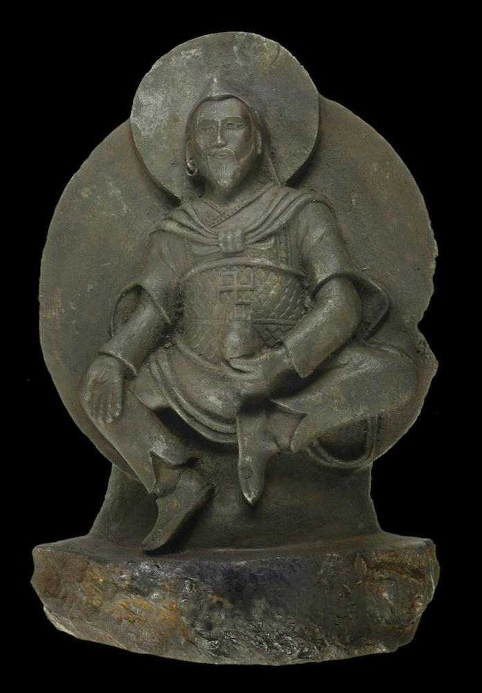 Будда оказался подделкой
