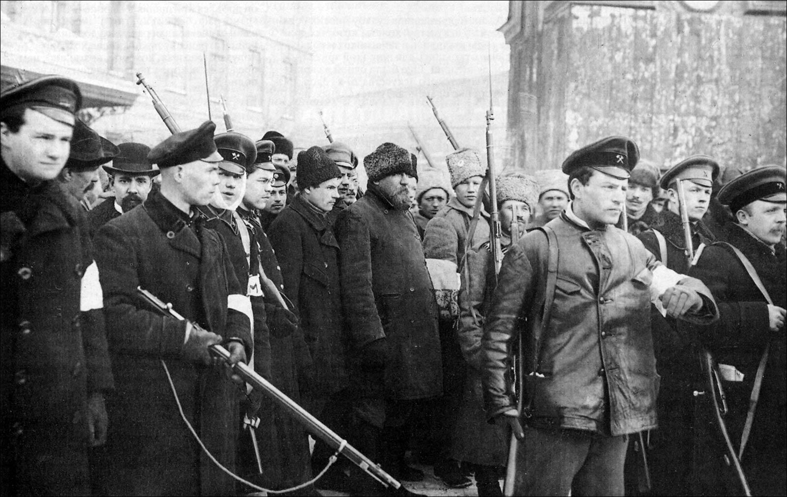 Мир долго будет помнить 1917 год
