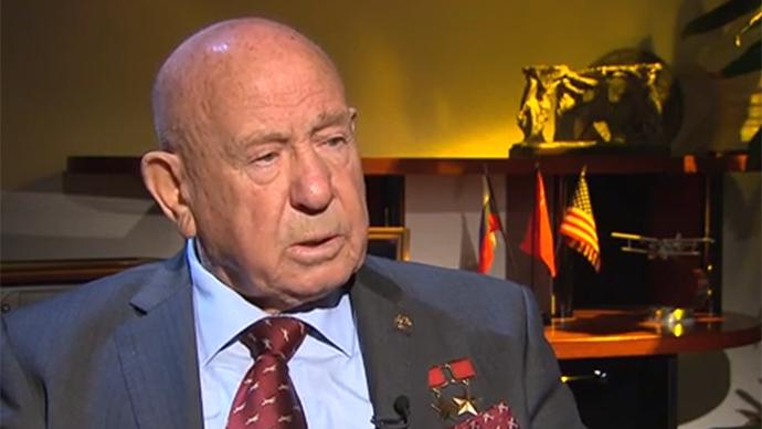 Алексей Леонов рассказал о гибели Гагарина