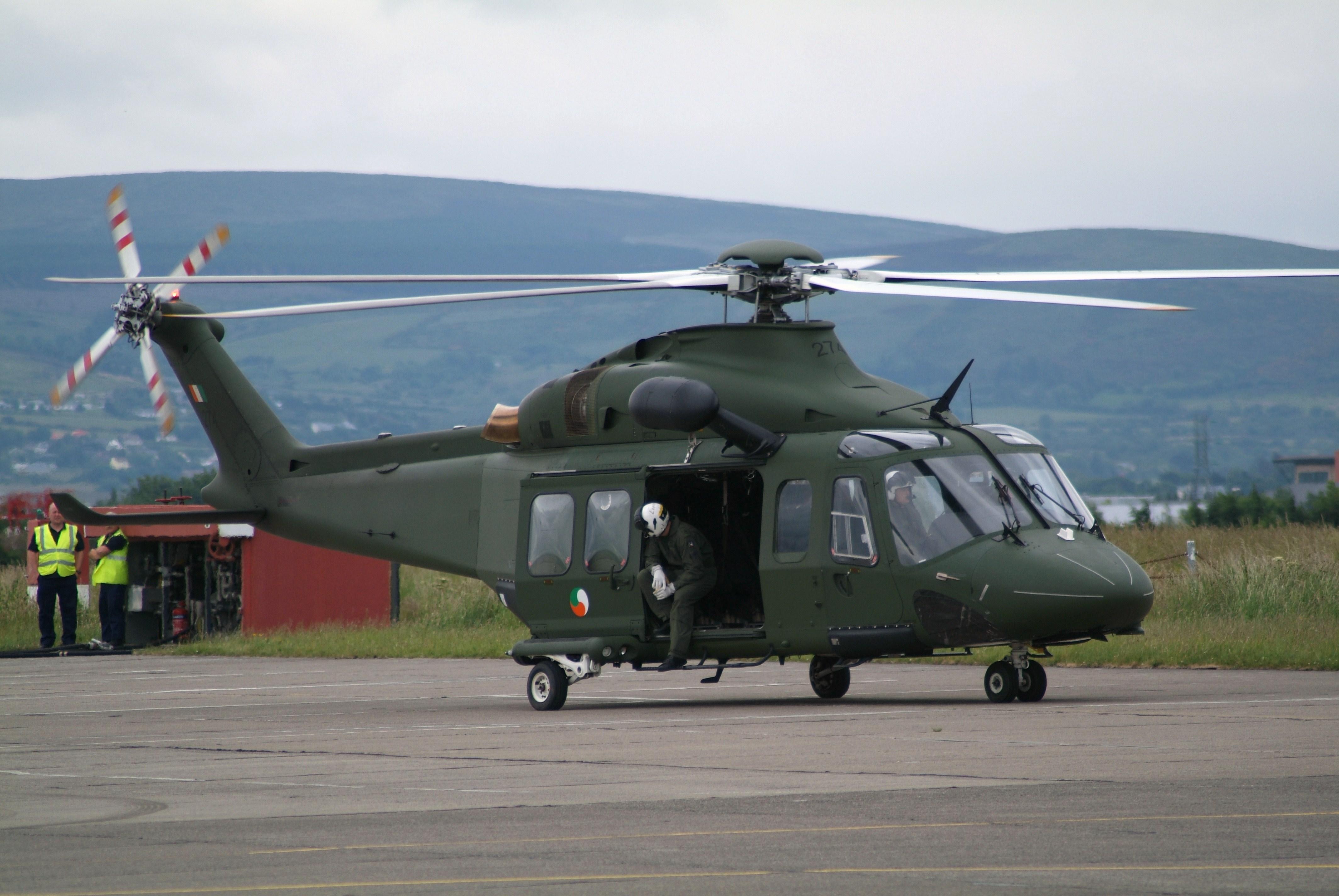 На вооружении Черногории только вертолеты