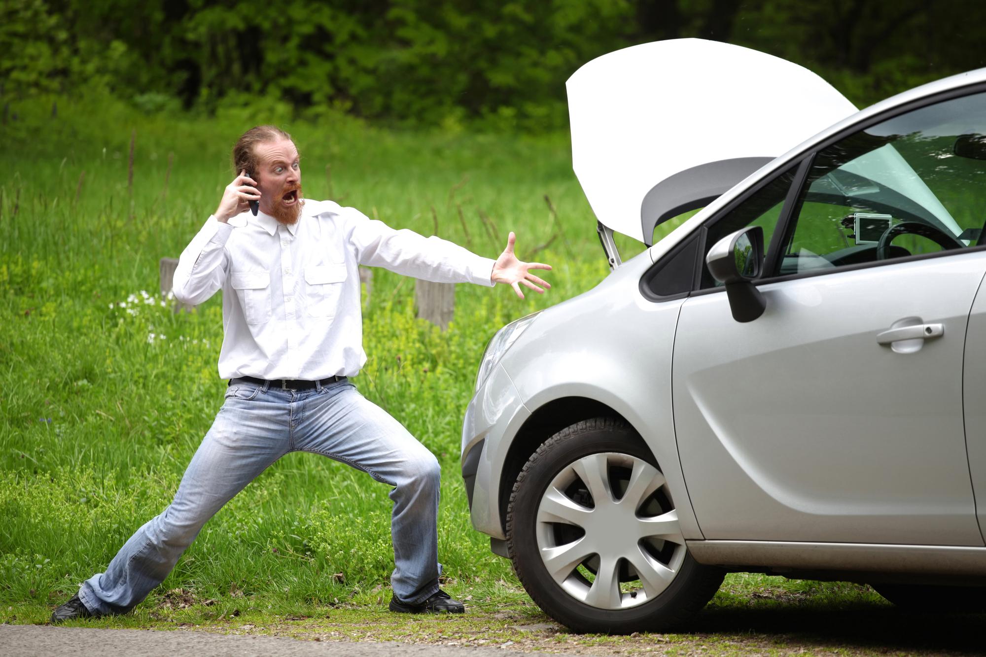 Что делать, если заправил авто не тем топливом: Совет