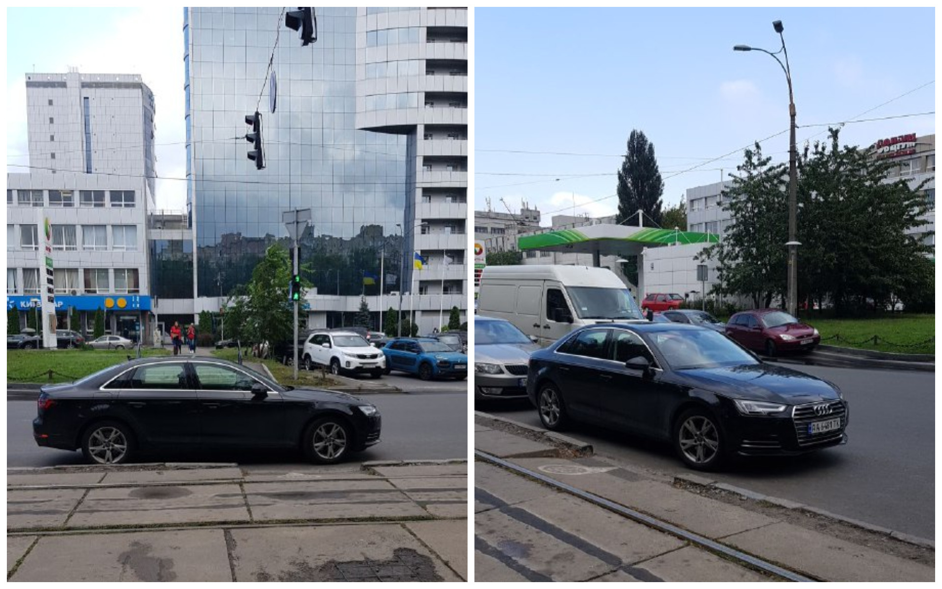 Audi A4 (АА 5481 ТК)