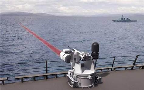 Также лазер сможет поразить мелкие цели