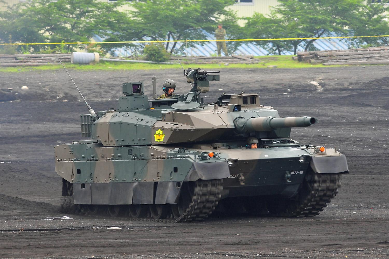 Японцы используют те же пушки, что и немцы