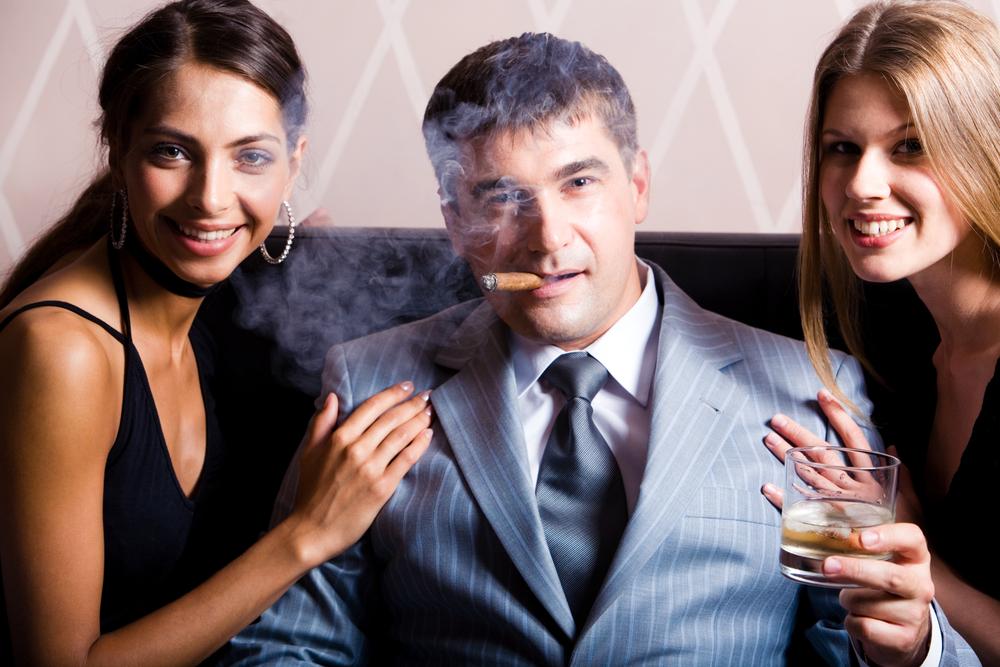 Мужской успех - понятие, в котором есть место и для женщин