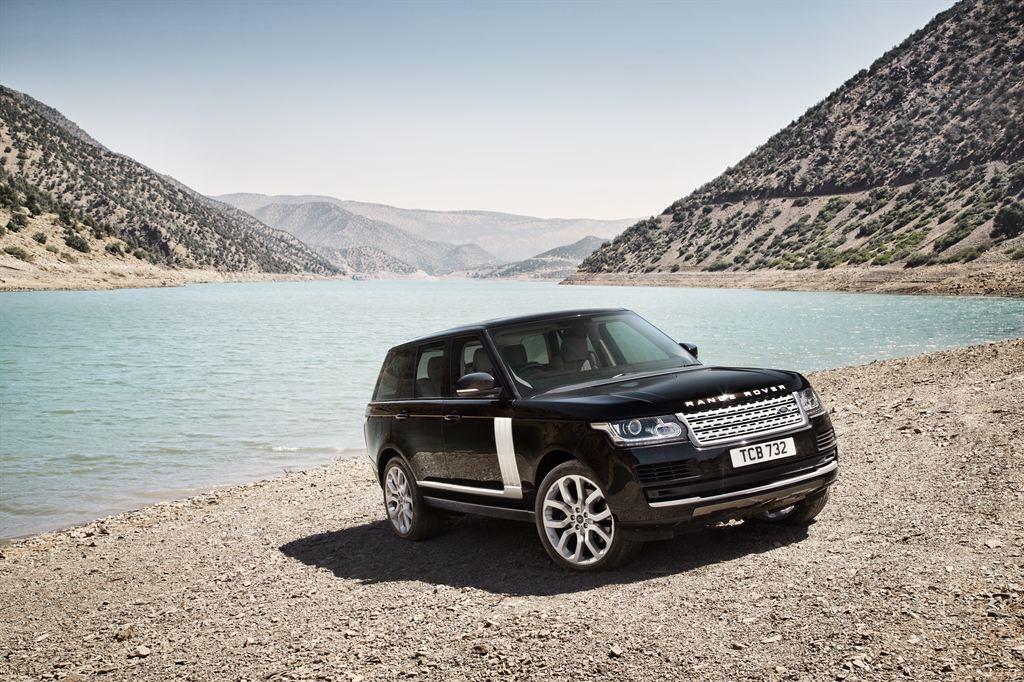Land Rover Range Rover  (иллюстративное фото)