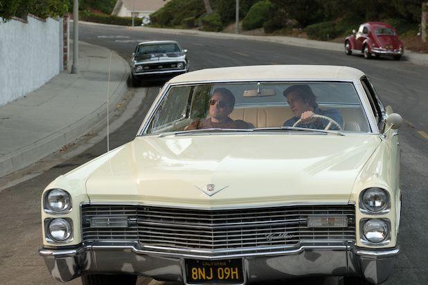 Cadillac DeVille Рика Далтона (Леонардо Ди Каприо)