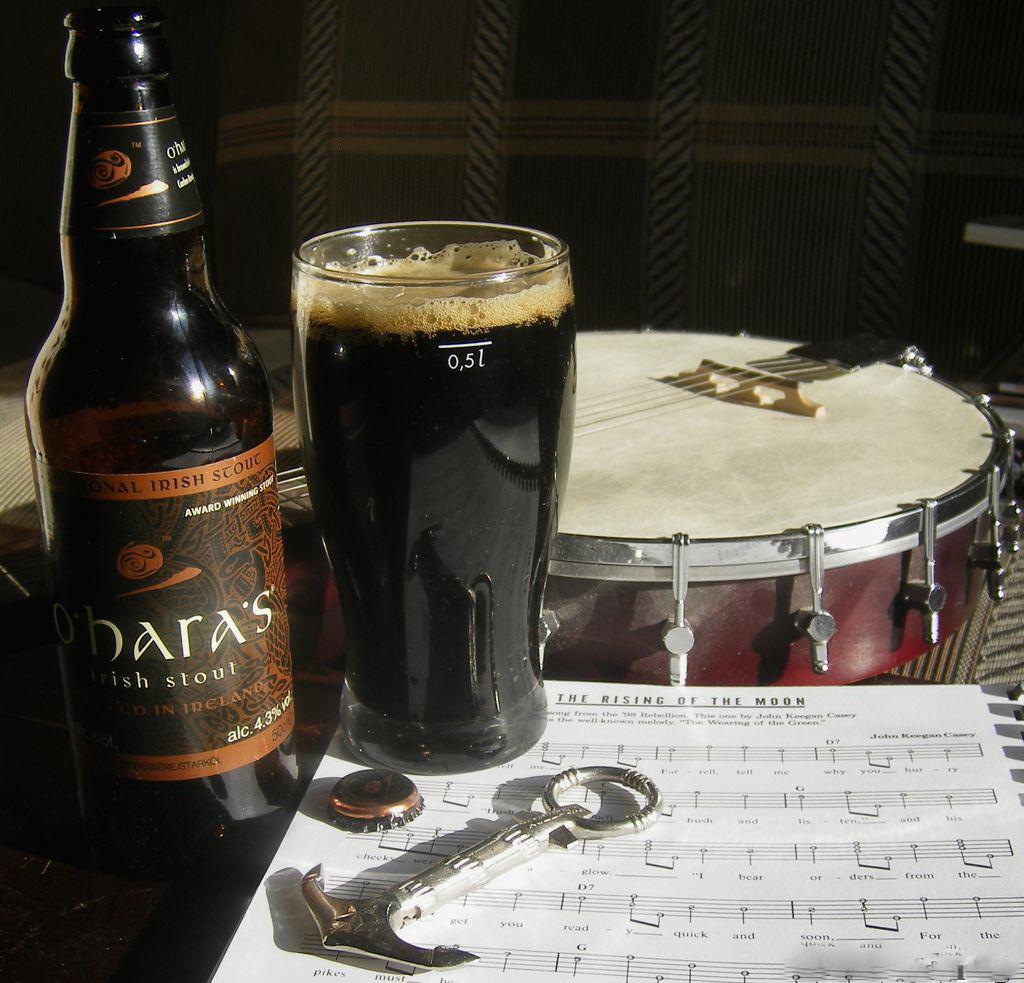 Ohara's Celtic Stout
