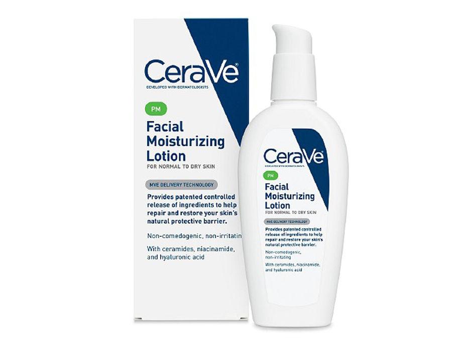 Ночной крем для кожи лица Cerave - 230 гривен
