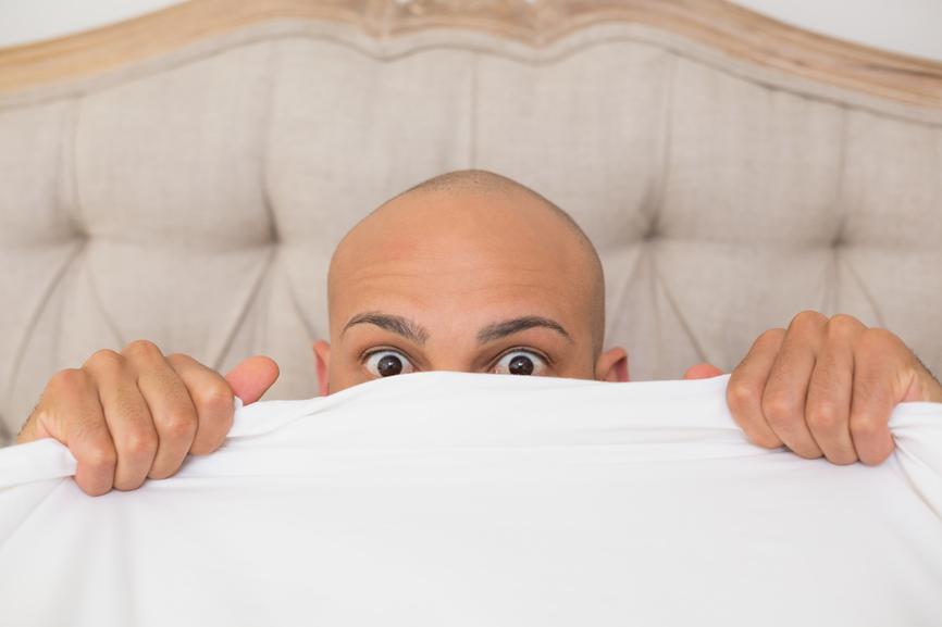 От самого себя не спрячешься даже под одеялом