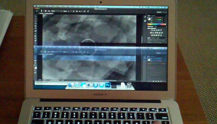 MacBook Air 2013 глючит