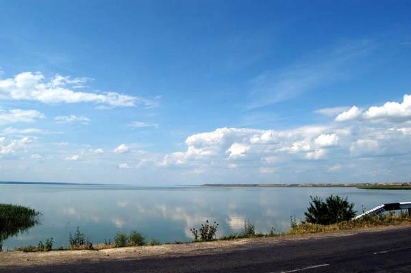 На озеро Кагул лучше ехать с провизией