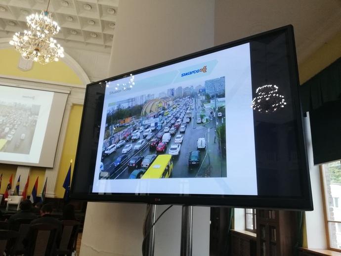 О решении проблем на дорогах в Киеве рассказал австрийский эксперт Штефан Зейтс