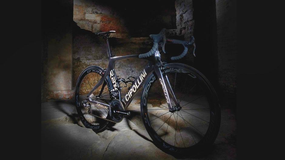 MCipollini RB1000 Luxury Edition - один из самых дорогих шоссейных велосипедов в мире