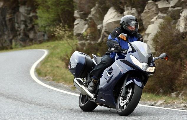Мотоциклы — самые опасные