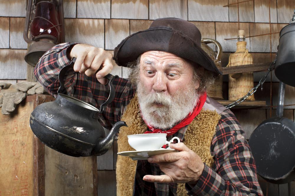 Чай с кофейком - против инсульта то, что надо!