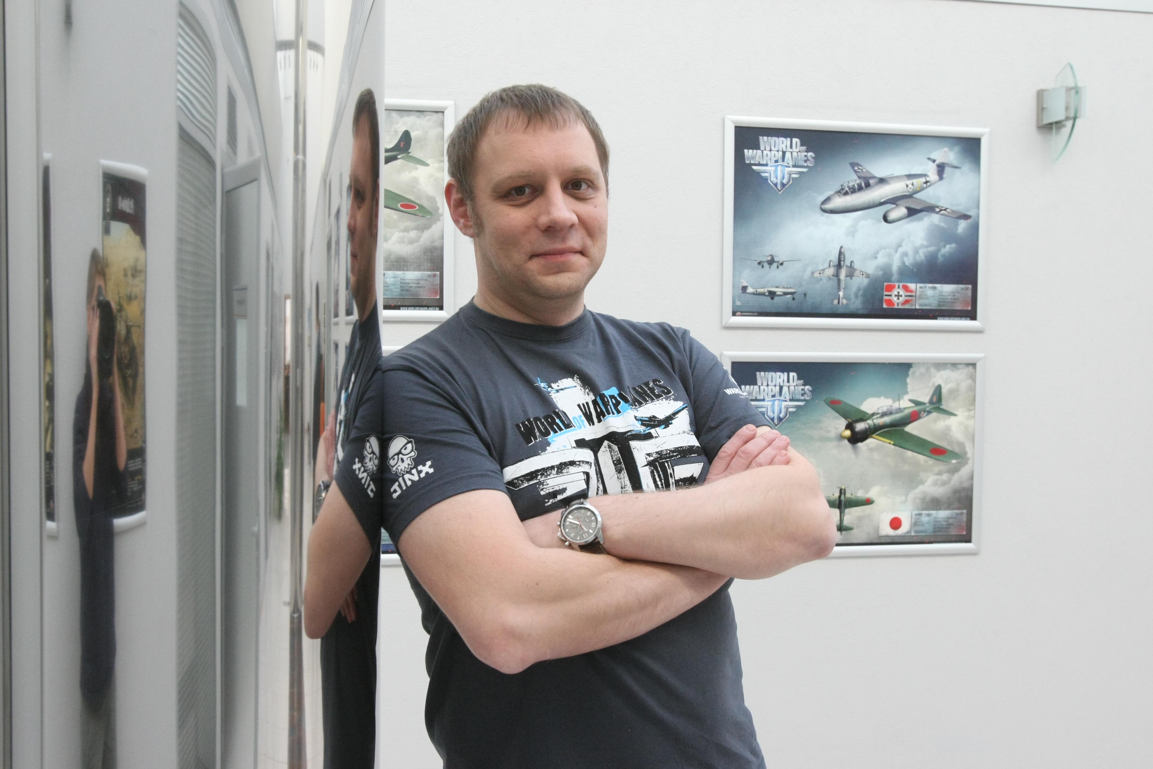 Новая игра о сражениях на самолетах, по подсчетам Антона Ситникова, продюсера Wargaming, уже завоевала более 4 млн поклонников