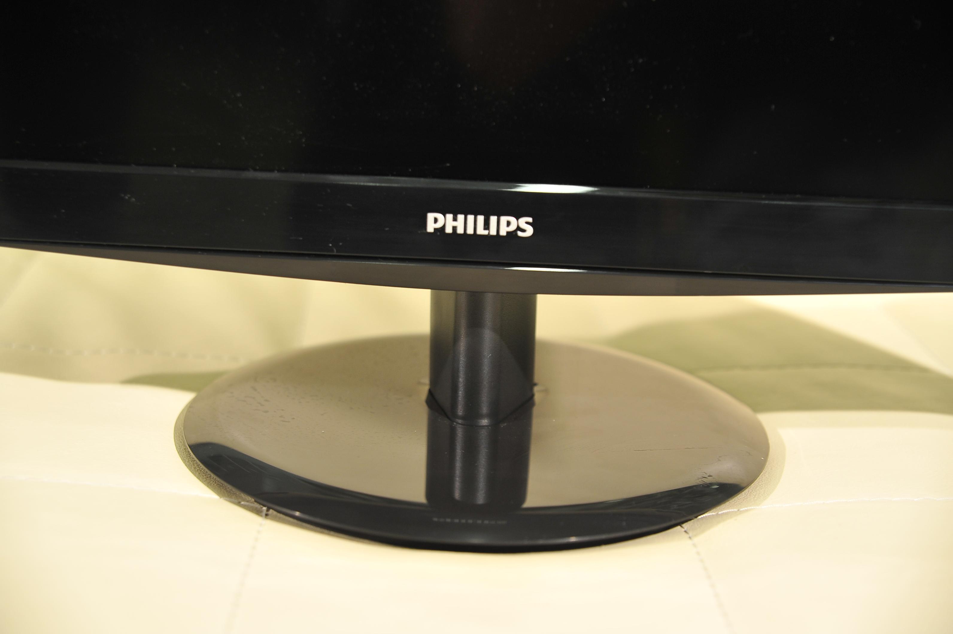 Philips G-line 236G3DH - подставка, хотелось бы больше свободы