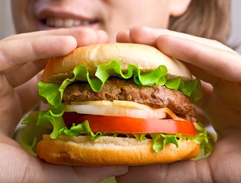Забудь о фастфудах, если хочешь похудеть