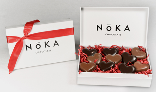 Noka - приятный бонус, вручаемый звездам вместе с премией