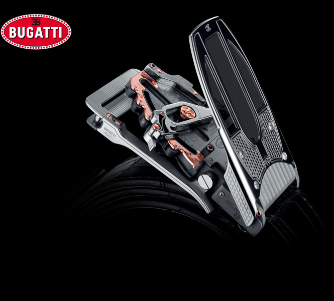 Суперкары - далеко не все, на чем специализируется Bugatti