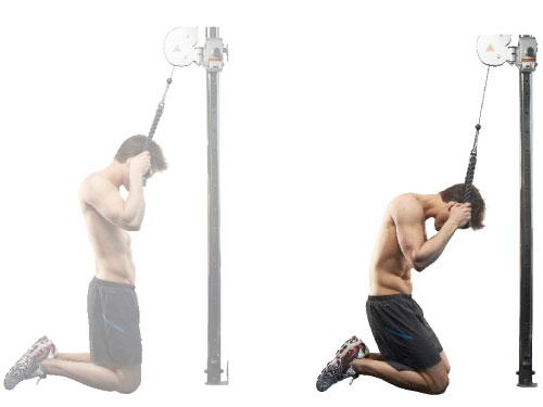 Упражнением можно прокачать и трицепсы