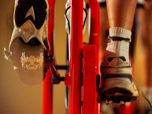 Как быстро похудеть - поможет высокая частота проворачивания педалей