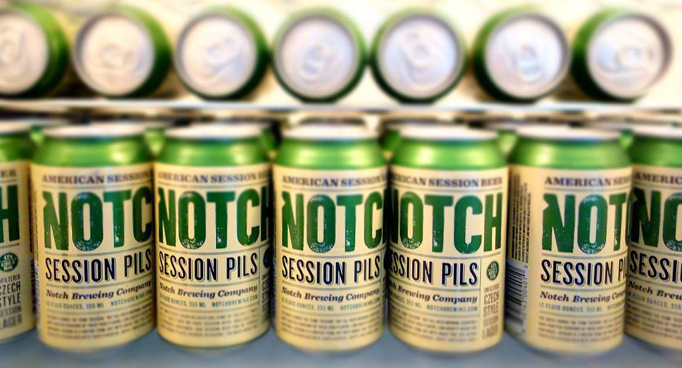 Notch Brewing Session Ale